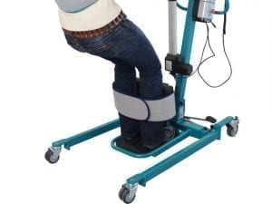 Cinta sujección de piernas