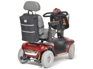bolsa para scooters
