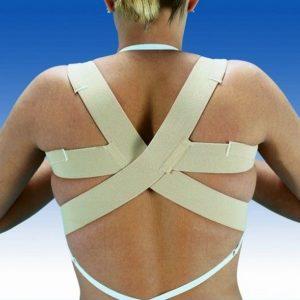 Espaldillera reguladora de la posición dorsal