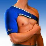 Soporte compresor del hombro de neopreno