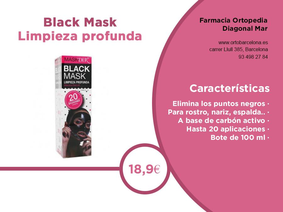 Black Mask Barcelona